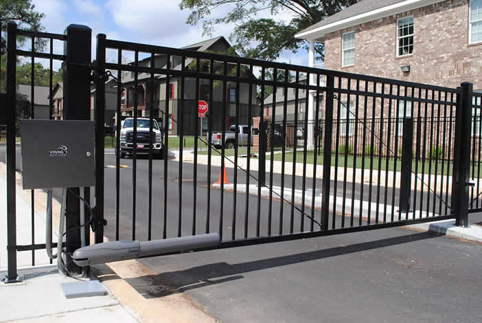 Gate Operators Installation Boston
