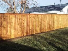 Fence contractor Boston
